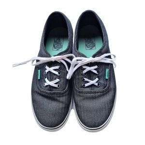Vans Off The Wall Grey Sneaker Skate Shoes